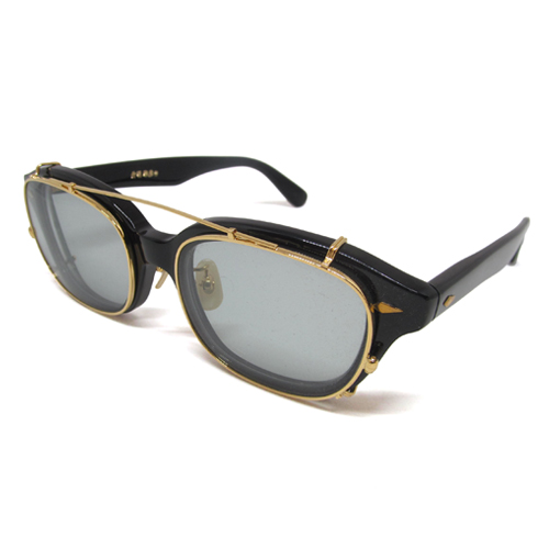 "J-IMMY GLASSES ORNAMENT ""GOLD"""