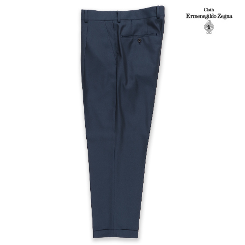 PLEATED TROUSERS (TYPE-1) <Ermenegildo Zegna>