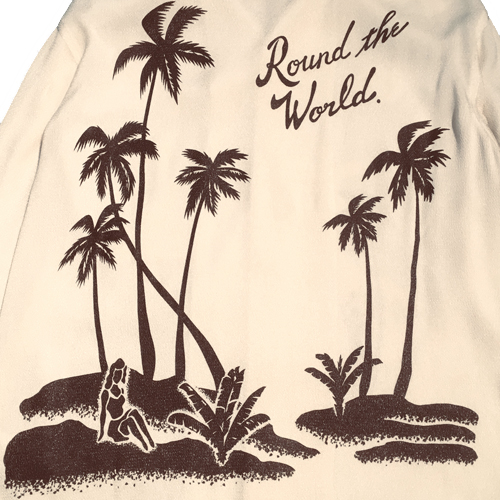 ROUND THE WORLD - L/S SHIRTS