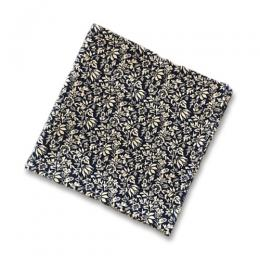 FLOWER PRINT POCKET CHEEF