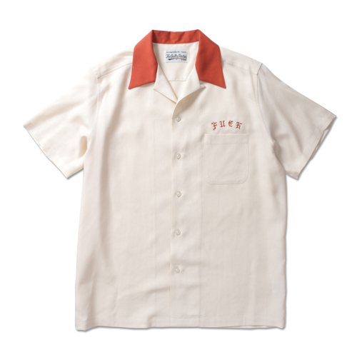 TWO-TONE 50'S SHIRT (TYPE-2)