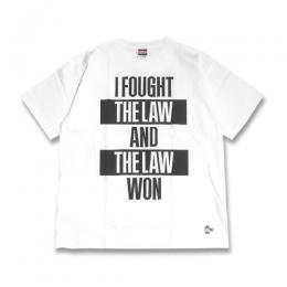 I FOUGHT THE LAW BIG tee