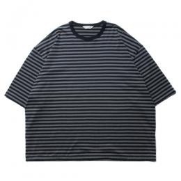 Supima Cotton Border S/S Tee
