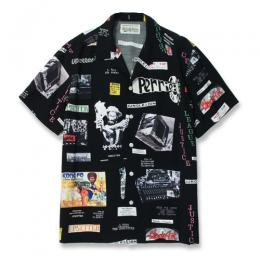 LEE PERRY S/S HAWAIIAN SHIRT (TYPE-2)