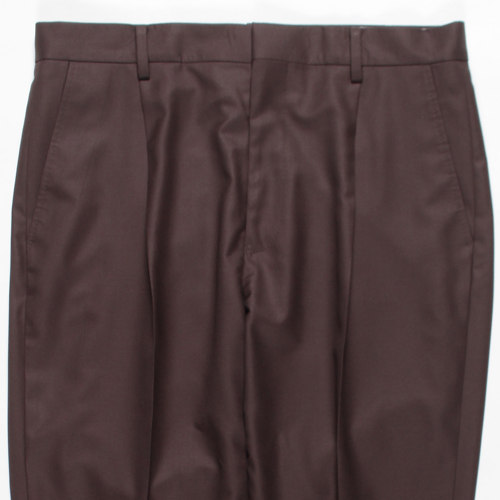 PLEATED TROUSERS (TYPE-1)  <ZEGNA>