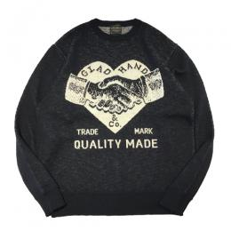 HEARTLAND - L/S KNIT SWEATER