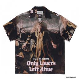 JIM JARMUSCH / S/S HAWAIIAN SHIRT (TYPE-2)