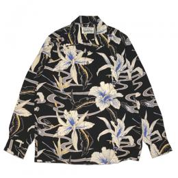 HAWAIIAN SHIRT L/S (TYPE-7)