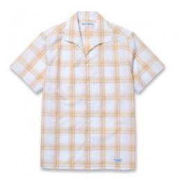 GRAPH CHECK ITALIAN COLLAR SHIRT