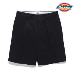 DICKIES / PLEATED SHORT TROUSERS (TYPE-2)