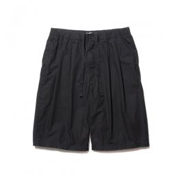 Garment Dyed 2 Tuck Easy Shorts