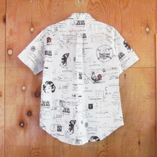 LETTER - SHORT SLEEVE SHIRTS