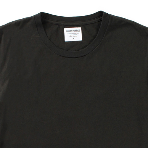 STANDARD CREW NECK T-SHIRT (TYPE-2)