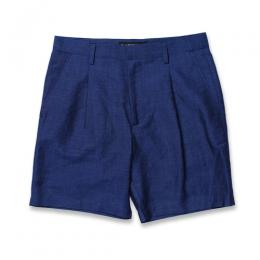 PLEATED SHORT TROUSERS (TYPE-2)