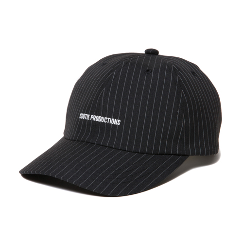 T/R 6 Panel Curved Brim Cap