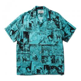 HAWAIIAN SHIRT S/S (TYPE-13)
