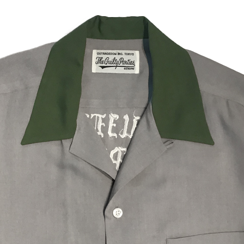 TWO-TONE 50'S SHIRT (TYPE-5)