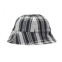 Dobby Check Ball Hat
