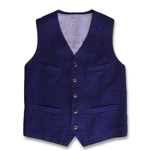 TENDERLOIN X THE STYLIST JAPAN BIG WAFFLE VEST