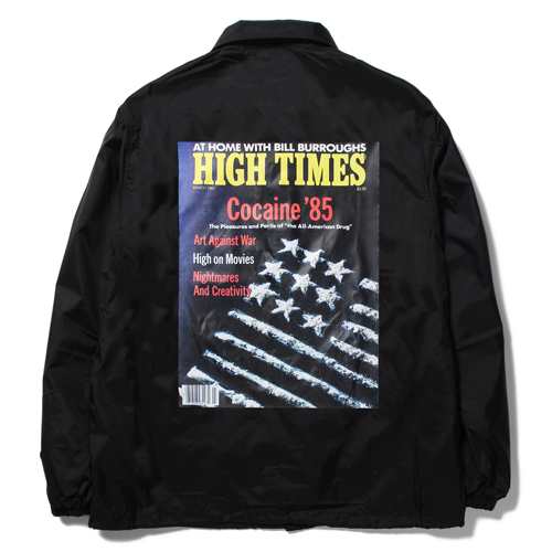 HIGHTIMES × WACKO MARIA COACH JACKET (TYPE-2)