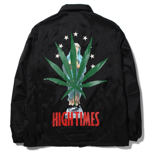 HIGHTIMES × WACKO MARIA COACH JACKET (TYPE-5)