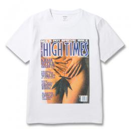 × HIGHTIMES  WASHED H/W C/N T-SHIRT (TYPE-7)