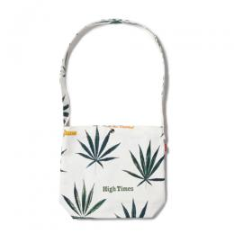 "HIGHTIMES × WACKO MARIA ""MARIJUANA"" SHOULDER BAG"