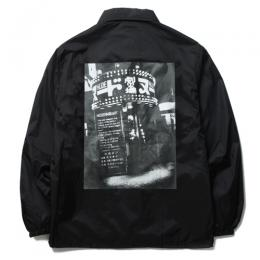 森山大道 × WACKO MARIA COACH JACKET (TYPE-8)
