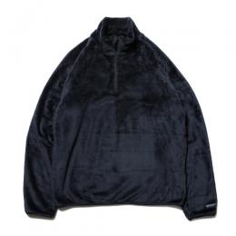 Velour Bomber HalfZip Pullover ★30% OFF★