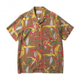 HAWAIIAN SHIRT S/S (TYPE-7)
