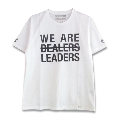 WE ARE LEADERS tee (SOMES LA OSTIA HQ)