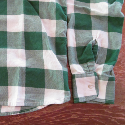 BUFFALO CHECK TRIPLE STITCH SHIRT