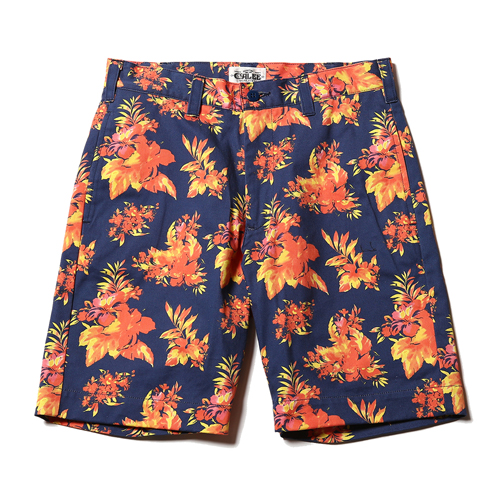 HAWAIAN PATTERN SHORT PANTS ★30% OFF★