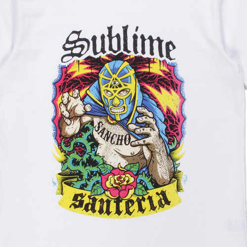 SUBLIME / WASHED H/W CREW NECK T-SHIRT (TYPE-3)
