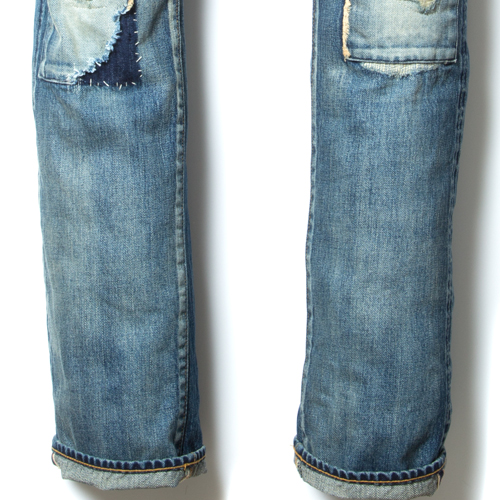 5 Pocket Repair Denim
