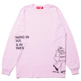 L/S TEE (COMING AND GOING) ★30% OFF★