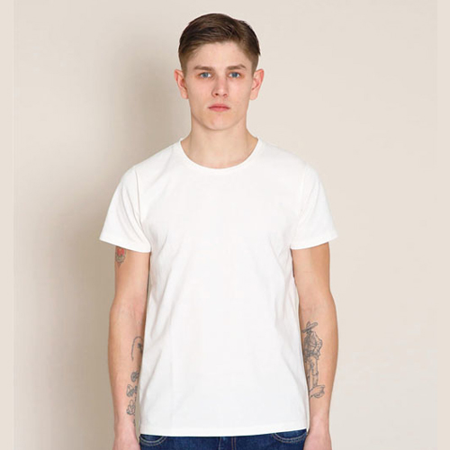 "3-PACK C NECK T ""MR.WHITE"""