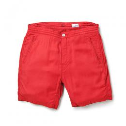 "4/L RAYON EASY SHORT PANTS ""MALEKI"" ★30%OFF★"