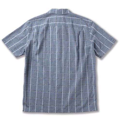 PIN CHECK S/S SHIRT ★50%OFF★