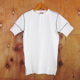 WAFFLE HENRY S/S T-SHIRTS [GLAD HAND-15]