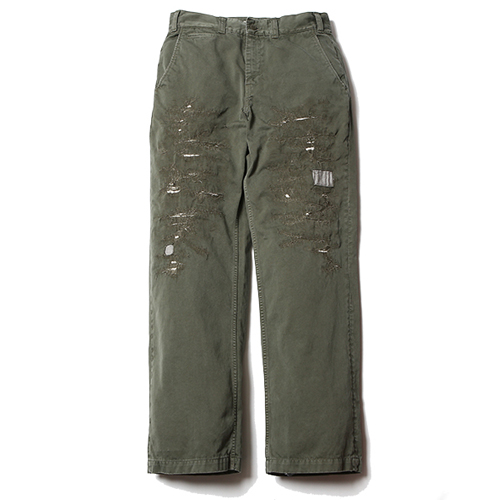 WEST POINT DAMAGE CHINO PANTS [16ST036] ★30%OFF★