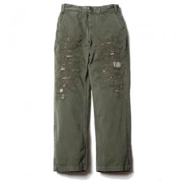 WEST POINT DAMAGE CHINO PANTS [16ST036]