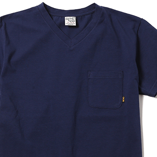 POCKET V NECK T-SHIRT ★40%OFF★