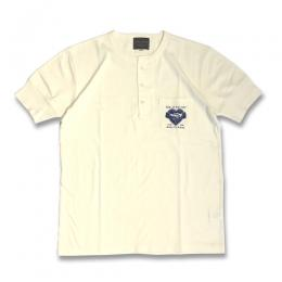 HEARTLAND DAILY - S/S HENRY NECK T-SHIRT