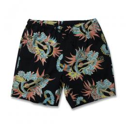 """JAMAICA FLOWER"" SWIMMING SHORTS"