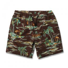 """ISLAND SEA"" SWIMMING SHORTS"