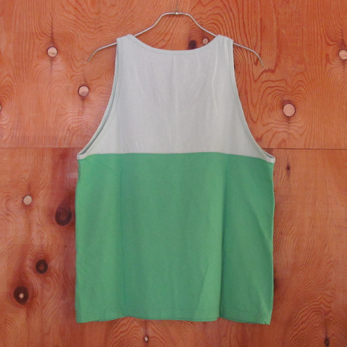 VAMOS Two Tone Tank Top ★30%OFF★