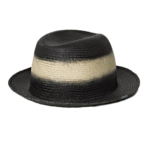2TONE PANAMA HAT ★40%OFF★