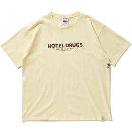 "HOTEL DRUGS Ex.S/S PRINT T ""ETHAN"""