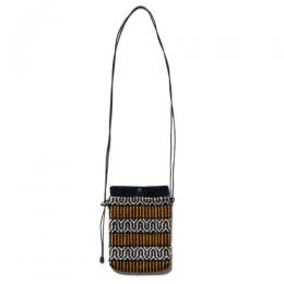 Mexican Jacquard Shoulder Bag